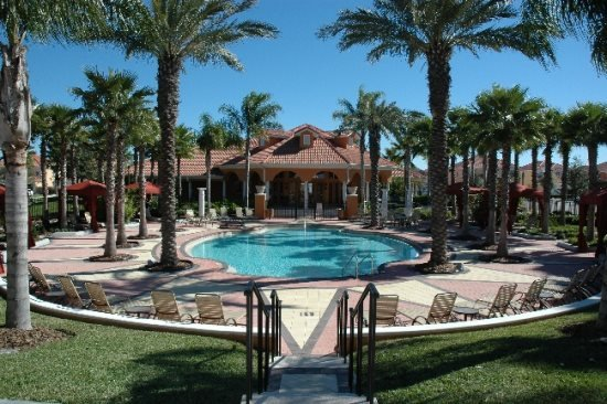4 Bed 3 Bath Pool Home In The Solana Resort Community. 110SA - Image 1 - Orlando - rentals