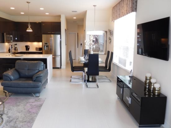 Modern 3 Bed 3 Bath Town Home with Splash Pool in Serenity. 1521TA - Image 1 - Kissimmee - rentals