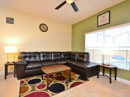 4 Bedroom 3 Bath Town Home in Paradise Palms Resort. 8972SPR - Image 1 - Orlando - rentals