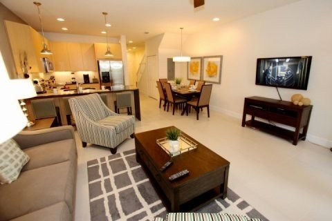 Classy 3 Bedroom 3 Bath Town Home in Serenity Dream. 1536TA - Image 1 - Kissimmee - rentals