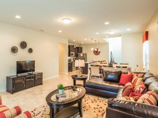 Amazing 6 Bedroom 4.5 Bath Pool Home at Windsor at Westside Resort. 2104RD. - Image 1 - Orlando - rentals