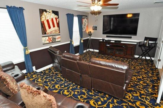 8 Bed 5 Bath Pool Home in ChampionsGate Golf Resort. 1474MVD - Image 1 - Four Corners - rentals