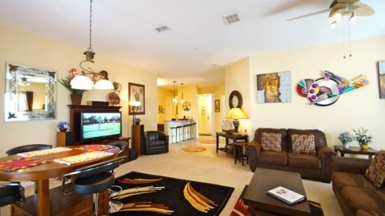 3 Bed Condo in Vista Cay Resort Next to the Convention Center. 5012SL-407 - Image 1 - Orlando - rentals