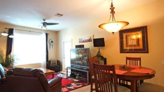 3 Bedroom Vista Cay Resort Condo. 4862CA-209 - Image 1 - Orlando - rentals
