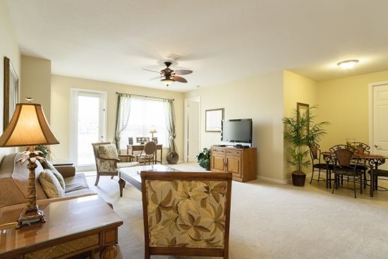 Beautiful 2 Bedroom Condo By All The Action On International Drive. 5025SL-105 - Image 1 - Orlando - rentals