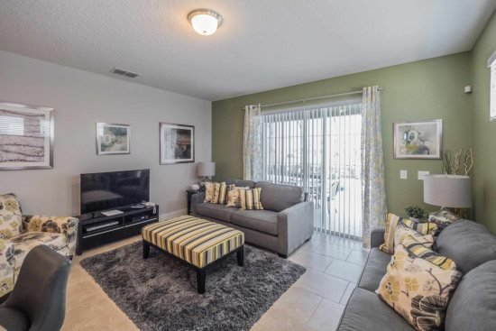 Elegant 5 Bedroom 4.5 Bath Pool Home Will Provide You With a Vacation of a - Image 1 - Kissimmee - rentals