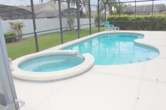 4 Bedroom 3 Bath Pool Home in The Manors at West Haven. 568BC - Image 1 - Kissimmee - rentals