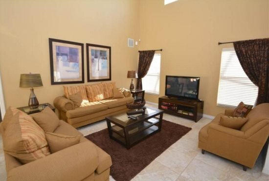 5 Bedroom Pool Home in Gated Solana Resort. 236SA - Image 1 - Kissimmee - rentals