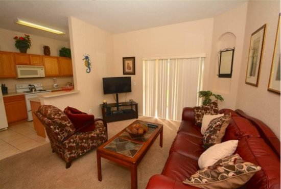 Regal Palms Resort 4 Bedroom Townhome. 529LMS - Image 1 - Kissimmee - rentals