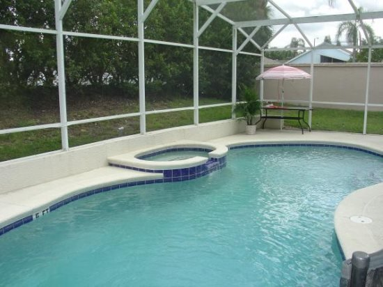 5 Bedroom Disney Area Pool Home. 100HD - Image 1 - Kissimmee - rentals