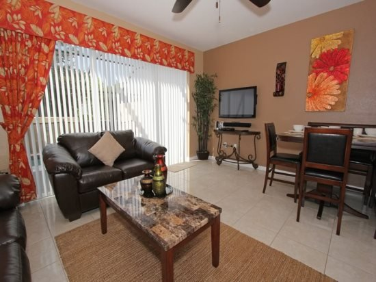 Exquisite 3 Bedroom 3 Bath Townhome with a Pool in Windsor Hills Resort. 7652SKC - Image 1 - Orlando - rentals