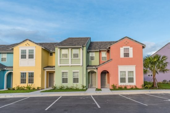 Exquisite Festival Town Home with Private Pool. 446CD - Image 1 - Orlando - rentals