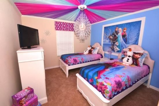 4 Bedroom Paradise Palms Resort Town Home. 2971BPD - Image 1 - Kissimmee - rentals