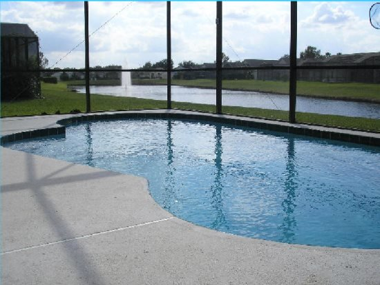 3 Bedroom Kissimmee Pool Home with South Facing Pool. 116CCL - Image 1 - Kissimmee - rentals