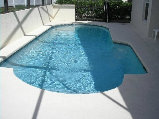 4 Bedroom Pool Home in Gated Community. 4794CLD - Image 1 - Intercession City - rentals