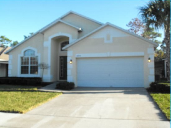 4 Bedroom Emerald Island Pool Home with Games Room. 8422SKC - Image 1 - Four Corners - rentals