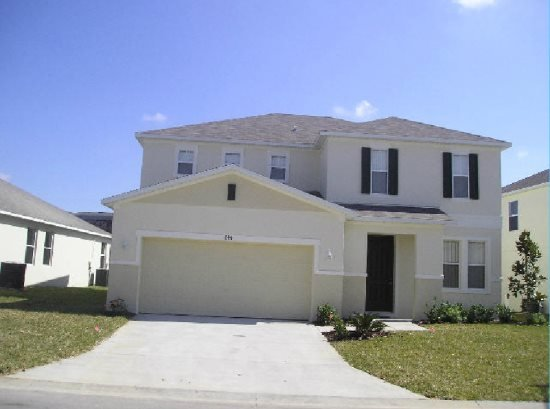 4 Bedroom 3 Bath Pool home in Legacy Park. 644KR - Image 1 - Davenport - rentals