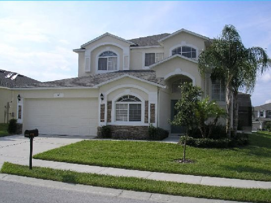 Large 5 Bedroom 3 Bath Pool Home in The Gated Community West Haven. 188CA - Image 1 - Davenport - rentals