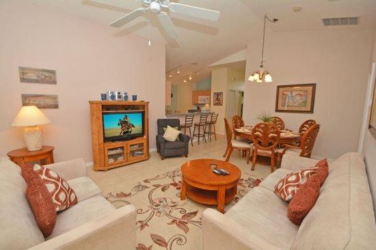 5 Bedroom 3.5 Bathroom Pool Home in Sandy Ridge. 403SRD - Image 1 - Davenport - rentals