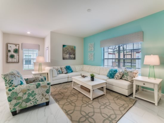 New 5 Bedroom 4 Bath Town Home with Splash Pool. 1596MVD - Image 1 - Loughman - rentals