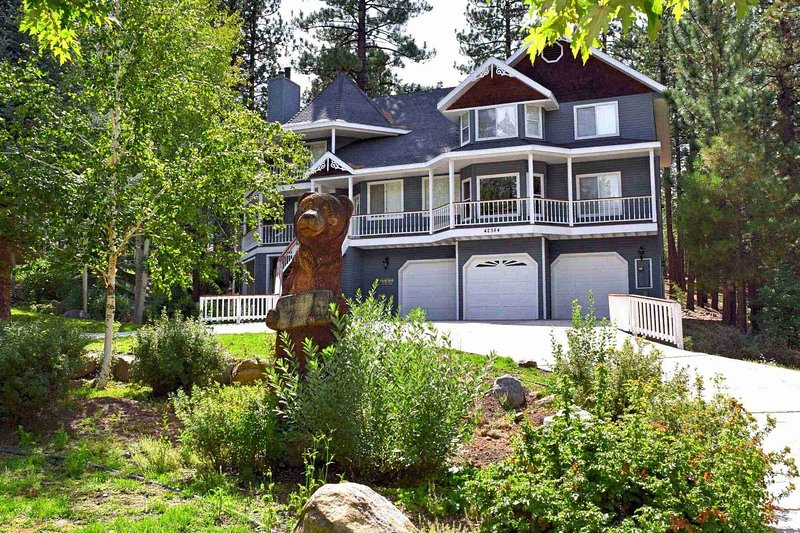 Bear Heaven - Image 1 - Big Bear Lake - rentals