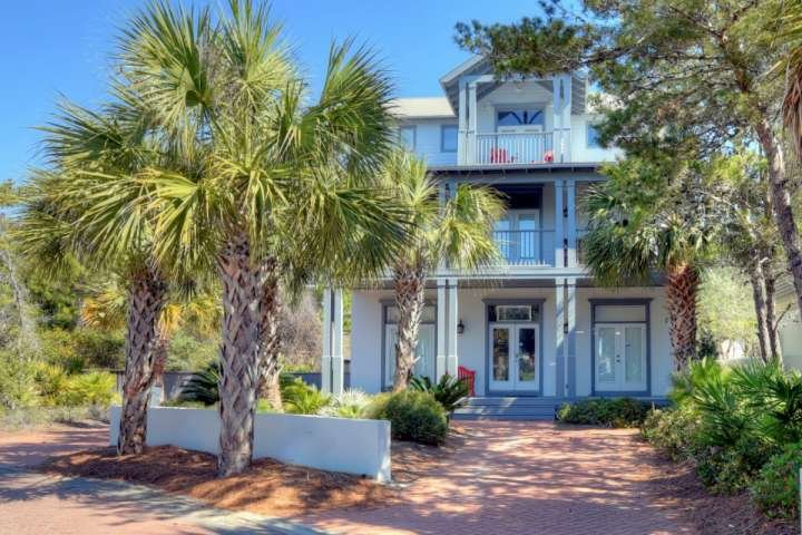 Coconut Castle - Seacrest Beach Home just steps from the Sugar Sand Beaches of the Gulf of Mexico! - Coconut Castle - Newly Remodeled - Seacrest Beach - Heated Pool! - Seacrest Beach - rentals