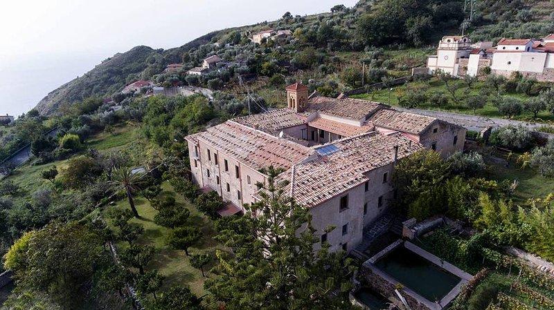 Ex Convento dei Cappuccini - Ex Convento Cappuccini | house with kitchen-garden - Belmonte Calabro - rentals