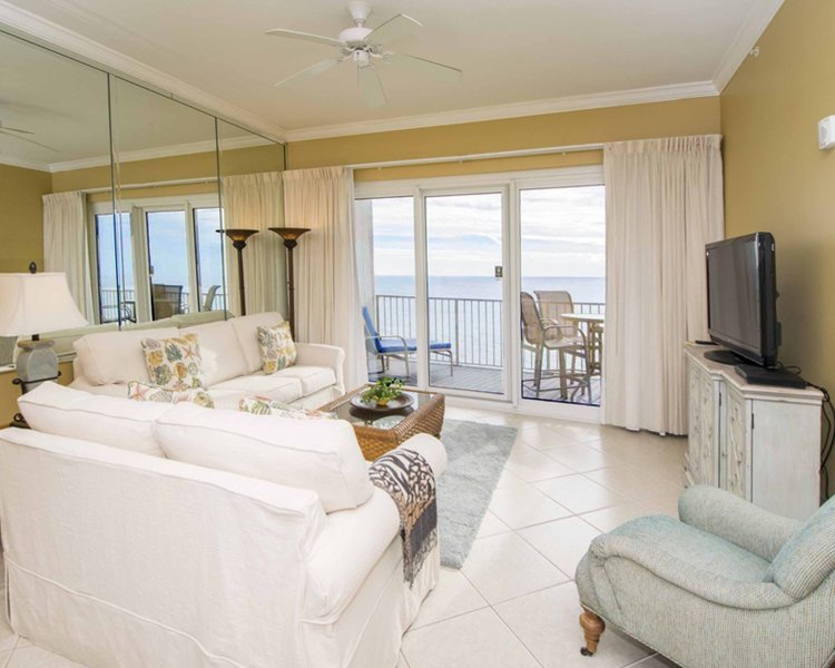 Right on the beach - 3 Bedroom Beach Front * Incl Beach Service - Panama City Beach - rentals