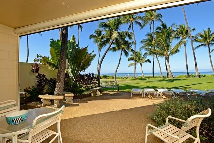 Hale Kai O'Kihei 1 Bedroom Ocean View 101 - Image 1 - Kihei - rentals