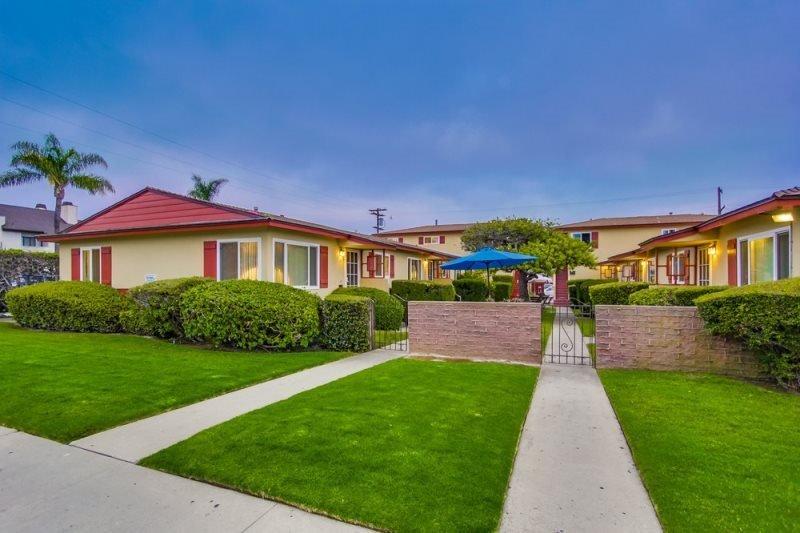 Jason`s Felspar Apartment: Charming pacific beach condo. BBQ, WiFi, Bikes, Walk - Image 1 - San Diego - rentals