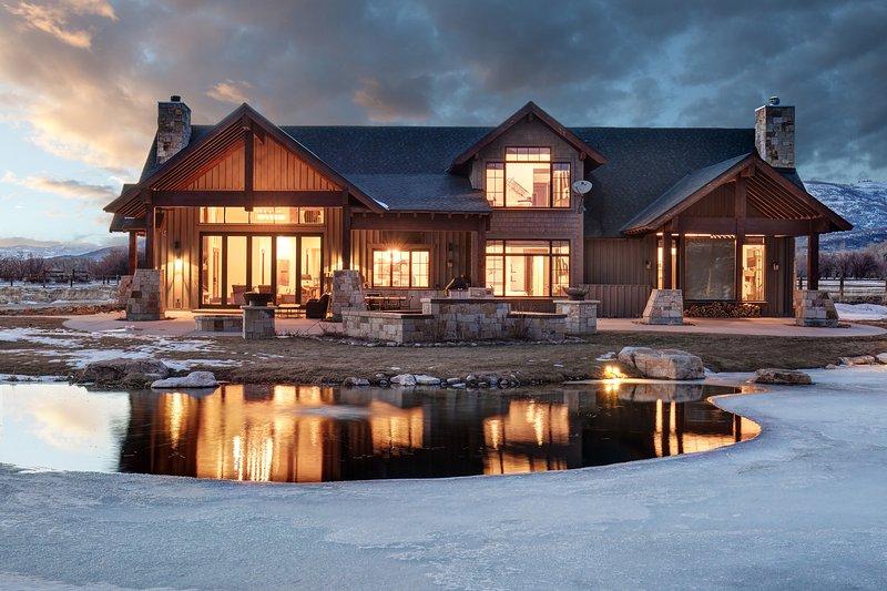 Abode at Twilight Moon Ranch - Abode at Twilight Ranch - Kamas - rentals