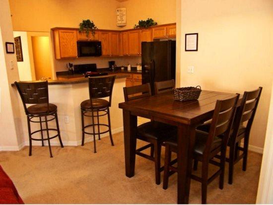 4 Bedroom 3 Bathroom Sandy Ridge Pool Home. 251SRD - Image 1 - Davenport - rentals