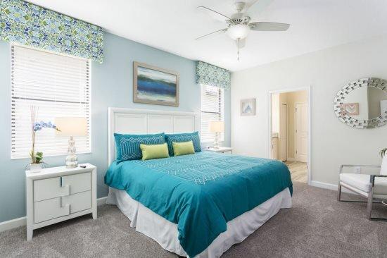 Elite 9 Bedroom 5 Bathroom Pool Home in Champions Gate. 1300BW - Image 1 - Four Corners - rentals