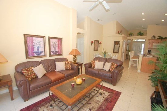 3 Bed 2 Bath Pool Home with Games Room. 16623FM - Image 1 - Orlando - rentals