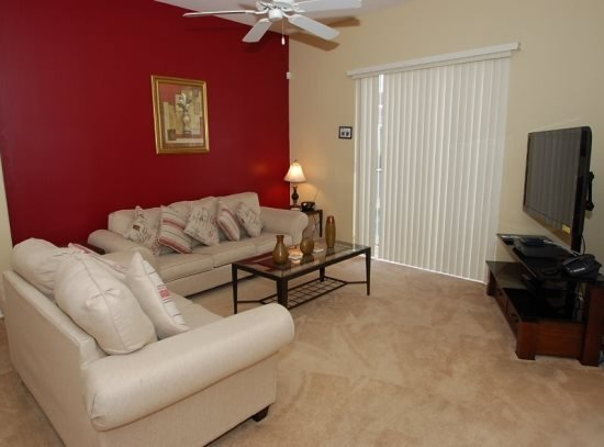 Beautiful 4 Bed 3.5 Bath Pool Home In Tuscan Hills. 149BD - Image 1 - Orlando - rentals