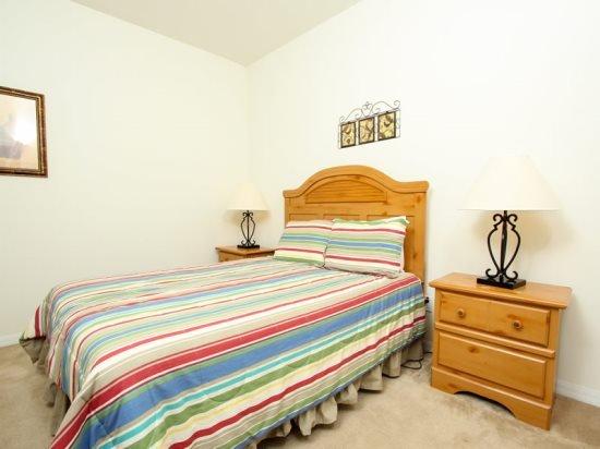 3 Bedroom 2.5 Bath Condo In Kissimmee Resort. 7525BW - Image 1 - Orlando - rentals
