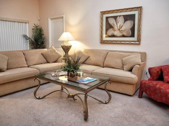 Relaxing 5 Bedroom 3 Bathroom Villa with Pool and Spa. 959SRD - Image 1 - Orlando - rentals