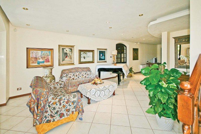 Sardinian Villa with Tennis Court and Swimming Pool - Villa Flamingo - Image 1 - Flumini - rentals
