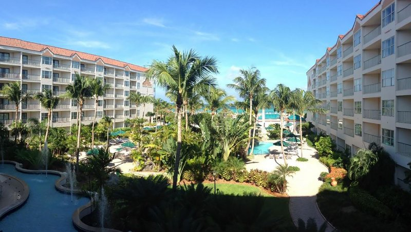 Marriott's Aruba Ocean Club - 1 Bedroom - Image 1 - Palm/Eagle Beach - rentals