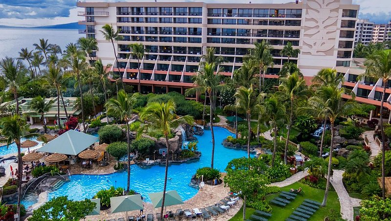 Marriott's Maui Ocean Club: Molokai, Lanai, Maui Towers - 1 Bedroom - Image 1 - Lahaina - rentals