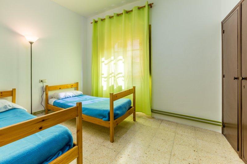 Alberg de Talarn - La Noguera - Standard Double Twin Room - Image 1 - Talarn - rentals