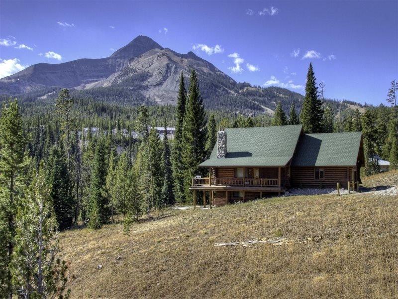 Big Sky Resort | White Otter Cabin - Image 1 - Montana - rentals