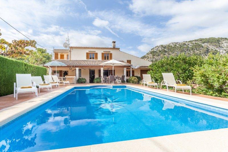 Swim and sunbathe! - Villa Can Tomeu - Pollenca - rentals
