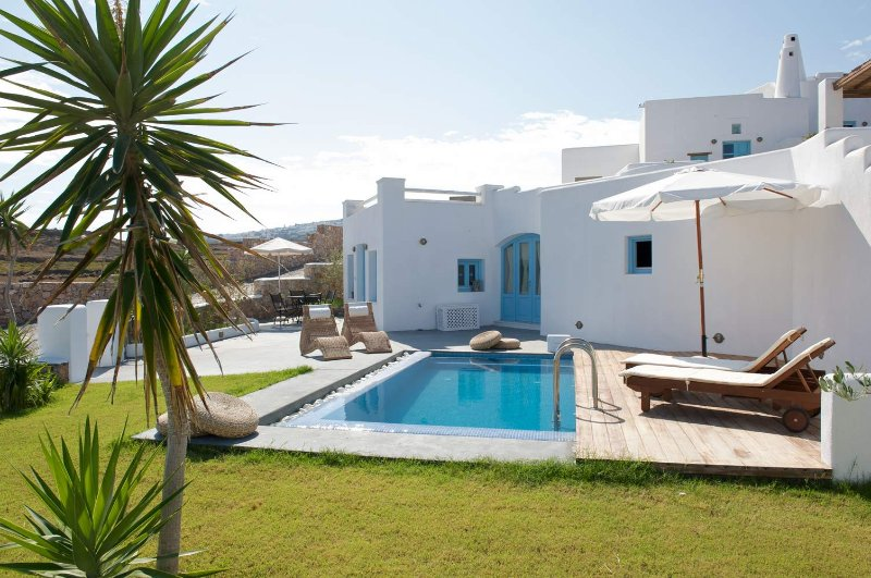 Blue Villas | Livas | Lovely sea view - Image 1 - Vourvoulos - rentals
