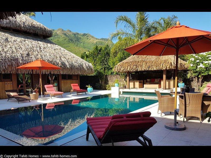 Villa Lagon - Moorea - Image 1 - Maharepa - rentals