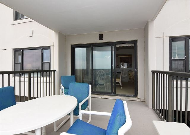Duneridge 2106 Oceanfront Balcony - DR 2106 -  Relax at this comfortable oceanfront condo with pool and tennis - Wrightsville Beach - rentals