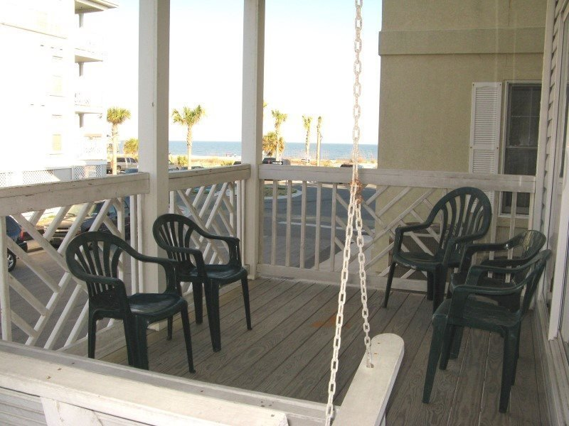 South Beach Ocean Condos - South - Unit 1 - Just Steps to the beach, Shops and - Image 1 - Tybee Island - rentals