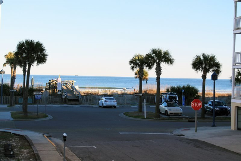 South Beach Ocean Condos - North - Unit 3 - Just Steps to the beach - Ocean - Image 1 - Tybee Island - rentals