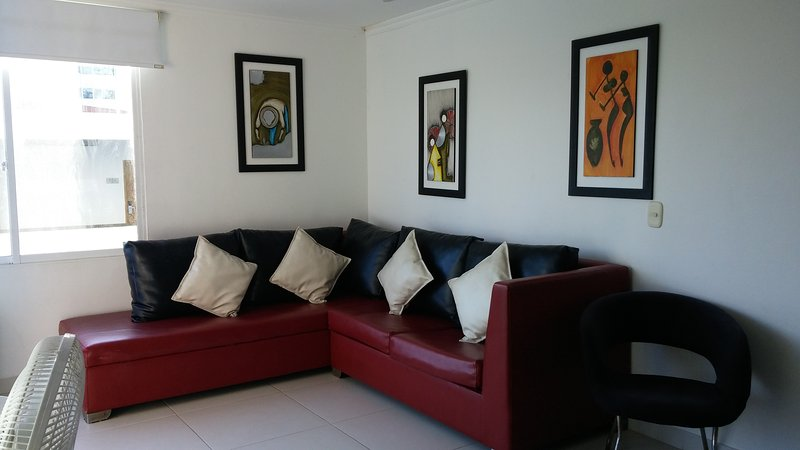 1BR Apartment by the sea in Cartagena, Colombia - Image 1 - Cartagena - rentals