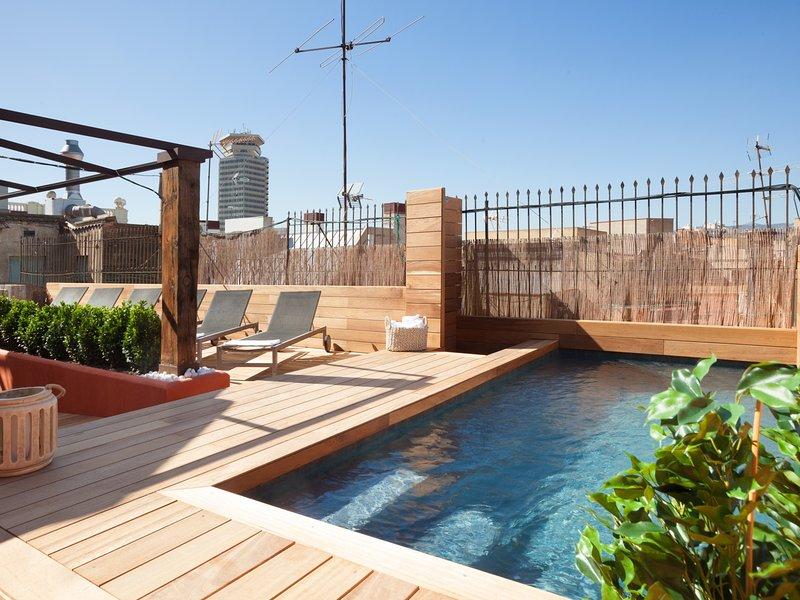 Enjoybcn Colon Apartments- Comfort for 8 people next to Las Ramblas - Image 1 - Barcelona - rentals